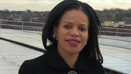 Cllr Claudia Webbe is running to be Labour candidate for Lewisham East.