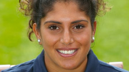 Naomi Dattani of Middlesex (pic Adam Davy/PA)