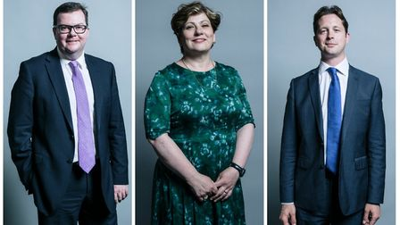 Failed Islington Council candidates who went on to become MPs: Conor McGinn, Emily Thornberry and Al