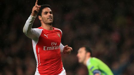 Former Arsenal midfielder Mikel Arteta has been priced as the bookies favourite to take over from Ar