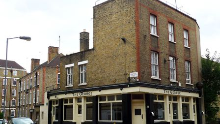 The George pub in Eden Grove, Holloway, is closing after a century. Picture: Ewan Munro/Flickr/CC BY