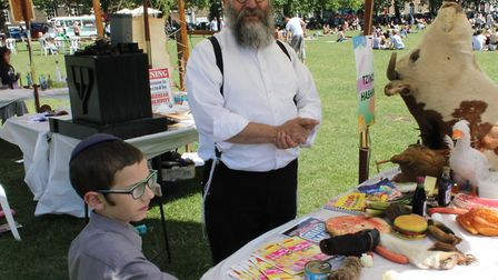 The Big Jewish Summer Fete is a celebration of Jewish culture for the whole Islington community.