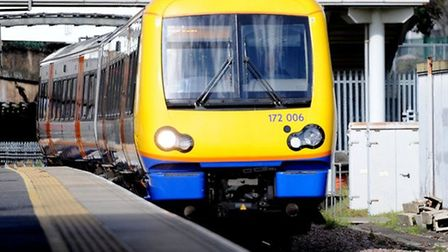 The Barking to Gospel Oak line is still waiting for its new trains to arrive.