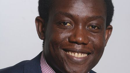 Cllr Tayo Oladapo, Labour councillor for Kilburn, died in January 2016. Picture: Brent Council