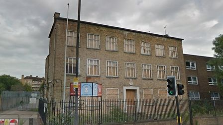 The sorry-looking Territorial Army site in Parkhurst Road has been the subject of a five-year planni