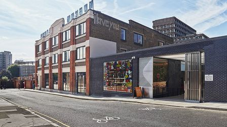 Clerkenwell's acclaimed Postal Museum. Picture: Post Museum