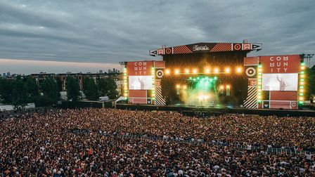 Community Festival is coming to Finsbury Park on July 1. Picture: Festival Republic