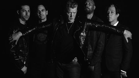 Queens of the Stone Age are headlining in Finsbury Park on June 30. Picture: Festival Republic