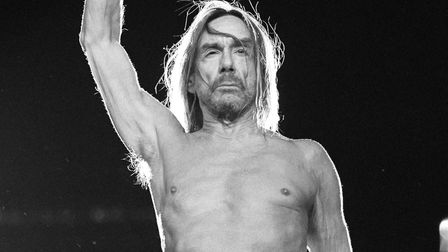 Iggy Pop is supporting Queens of the Stone Age in Finsbury Park on June 30. Picture: Festival Republ