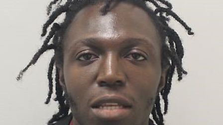 Jailed: Oluwatobi Sunmonu, from Woolwich. Picture: Met Police