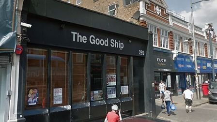 The Good Ship in Kilburn High Road (Picture: Google)