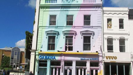 Alphabet Islington is opening at the former Cabana site in Upper Street. Picture: David Holt/Flickr/
