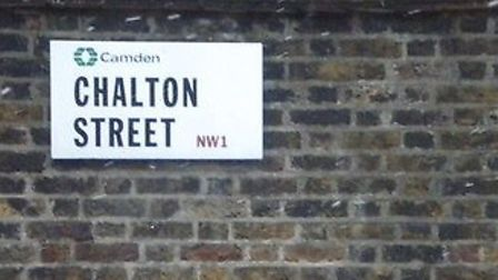 The girl was approached in Chalton Street, King's Cross. Picture: Robin Sones/Geograph/CC BY-SA 2.0