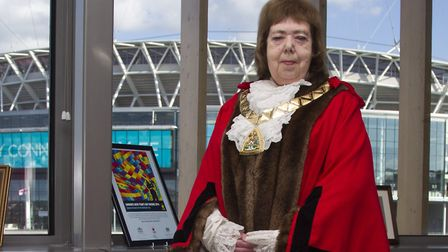 Cllr Lesley Jones, who died days before the May 3 local election. Picture: Gerard Farrell/DZ Picture