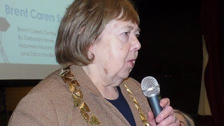 Cllr Lesley Jones MBE will be missed by many