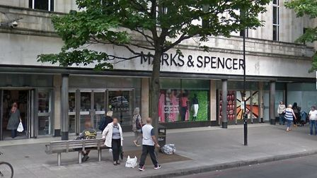 M&S in Holloway Road is to close early next year. Picture: GOOGLE MAPS