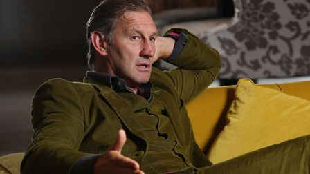 Former Arsenal and England defender Tony Adams. Picture: Danny Loo