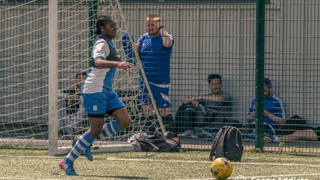 The London FA is working with Footy Addicts to increase the participation of women in the sport