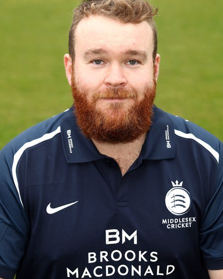 Middlesex's Paul Stirling hit a half century against London rivals Surrey in the Royal London Cup on