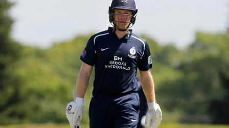 Eoin Morgan of Middlesex (pic: Nick Wood/TGS Photo).
