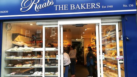 Raab's The Bakers in Essex Road. Picture: Valentina Cipriani