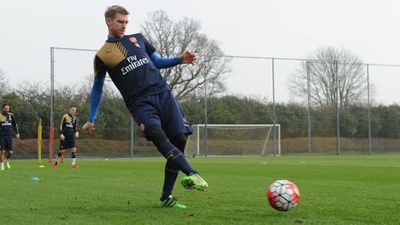 Per Mertesacker's Arsenal academy revolution is gathering pace. Picture: ARSENAL FC