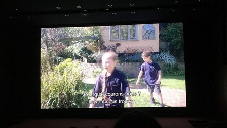 A still from Culpeper Paradise by Vittoria Primary School. Picture: Vittoria Primary School