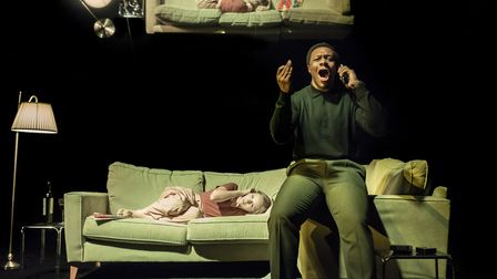 MACHINAL by Treadwell, , Writer - Sophie Treadwell, Director - Natalie Abrahami, Set