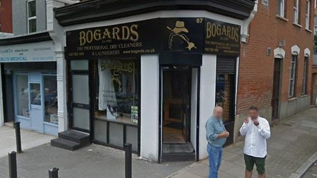 Bogards in Hazellville Road is closing. Picture: Google Street View