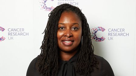Dawn Butler pledges to stand �shoulder to shoulder� with the NHS against cancer.