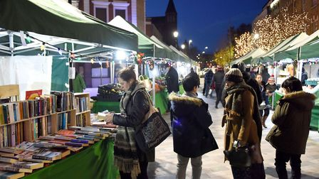 Archway Market is currently running in Navigator Square on Saturdays. Picture: Stephanie Smith