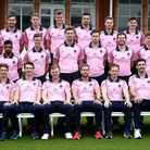 Middlesex CCC's T20 squad. PA