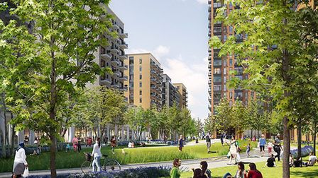 How redeveloped Alperton may look after plans given green light by Brent Council