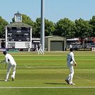 Defeat looms for Middlesex at Grace Road at the end of day three against Leicestershire. CREDIT @lay