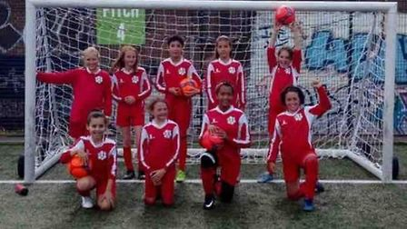 Islington Borough U12s are going to the Gothia Cup in Sweden