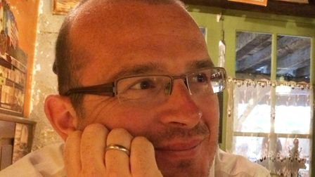 Dr Jeroen Ensink was stabbed to death outside his home in Hilldrop Road, Holloway, in 2015. Picture: