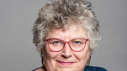 Cllr Sue Lukes was elected in May. Picture: Em Fitzgerald/Islington Council