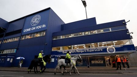 Loftus Road, the home of Queens Park Rangers (pic: Jonathan Brady/PA)