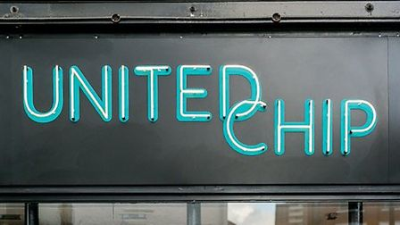 United Chip is in Clerkenwell Road. Picture Justin De Souza