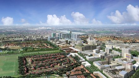 The Brent Cross Cricklewood scheme has always attracted controversy