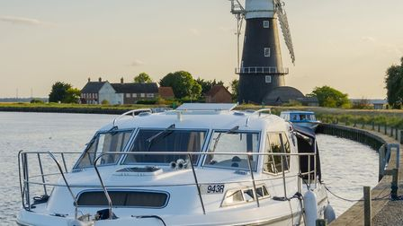 Berney Arms Windmill is one of many idyllic sights to take in along Norfolk's waterways. IMAGE: Chri