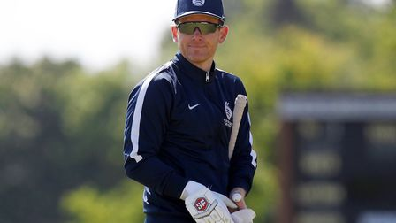 Eoin Morgan of Middlesex (pic Nick Wood/TGS Photo)