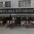 Hamlet Cafe and Restaurant in Hornsey Road will be transformed. Picture: Google Maps