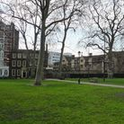 A picture in the gardens of Charterhouse Square. Picture: Ewan Munro (Flickr CC BY-SA 2.0)