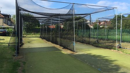 The local cricket season is drawing to a close (pic: George Sessions).