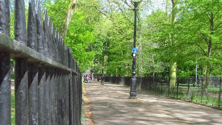 A file image of Highbury Fields. Picture: David Holt/Flickr/Creative Commons (licence CC BY-SA 2.0)