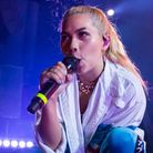 Hayley Kiyoko, pictured in May during a performance in America. Picture: Ralph Arvesen/Flickr/Creati