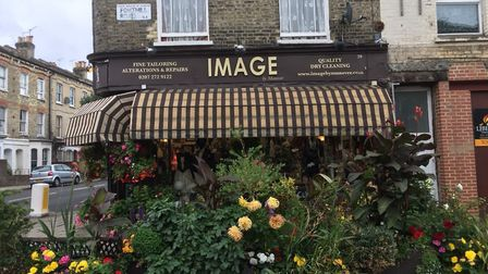 Image Tailors in Fonthill Road.