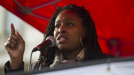 Dawn Butler's Brent Central seat will be split in two. Picture: David Mirzoeff/PA Archive