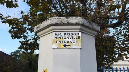 Pentonville Prison in Caledonian Road. Picture: Charlotte Ball/PA Archive